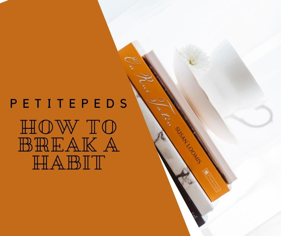 How to Break a Habit blog cover